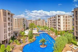 Pakketreis aanbieding Zonnestrand Sunny Beach Cascadas Family Resort